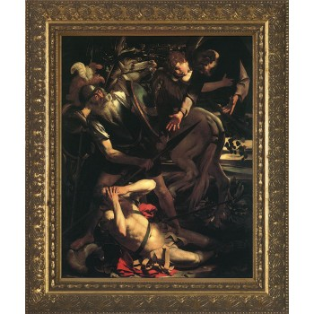 The Conversion of St. Paul Framed Art