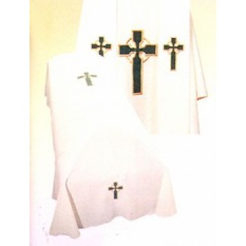 Celtic Cross Resurrection Mass Set