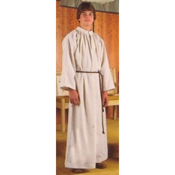 Abbey Brand Altar Server Monastic Alb