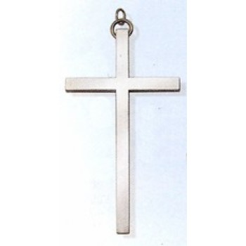 "Traditional Plain 4"" Cross"