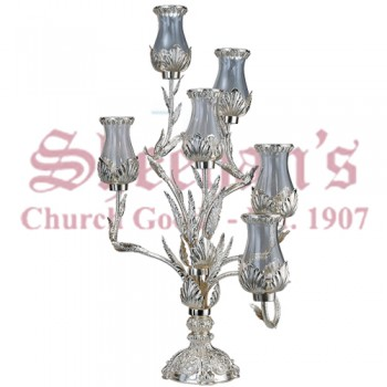 Lacquered Tail Candelabra