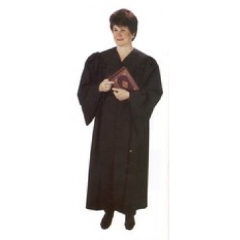 Judicial Robe For Women