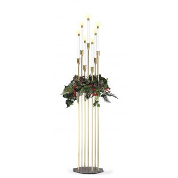 Floor Candelabra 7 Light