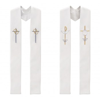 Reversible Wedding / Baptismal Stole