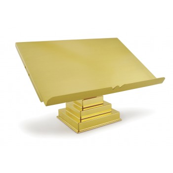 Solid Brass Bible Stand