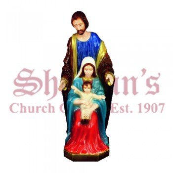 """Holy Family Statue Outdoor 24"""""""