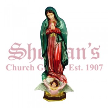 "Our Lady of Guadalupe 24"" Outdoor Statue"