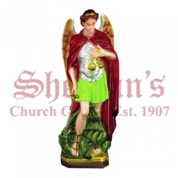 "Michael the Archangel 24"" Outdoor Statue"