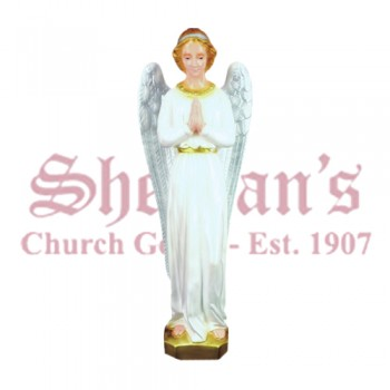 "Standing Angel 24"" Outdoor Statue"