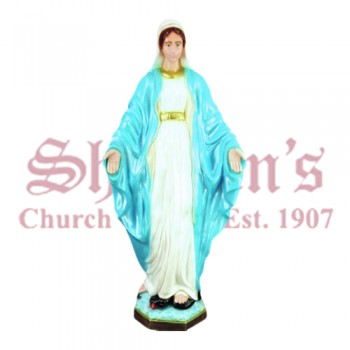 "Our Lady of Grace 32"" Outdoor Statue"