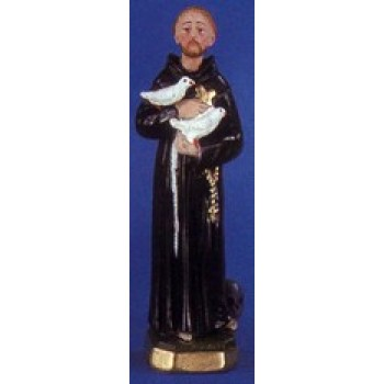 "Francis of Assisi 8"" Statue"
