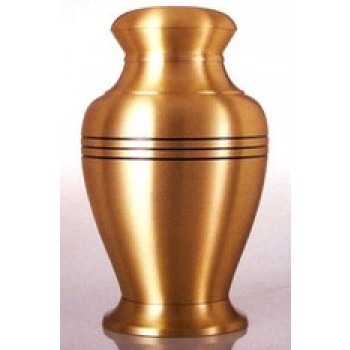 Bronze Finish Cremation Urn