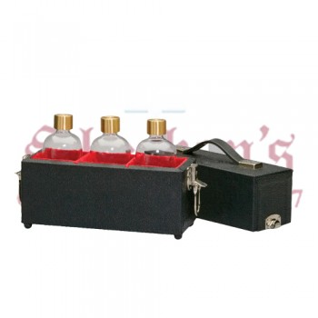 Oil Stock and Carry Case Set